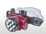 Rechargeable Head Light CTL-HL026